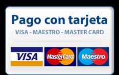 Resultado de imagen de pago por tarjeta